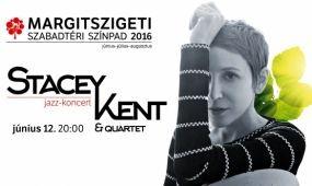 Jazzdíva a Margitszigeti Szabadtéri Színpadon
