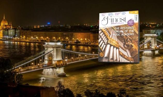 Megjelent a Budapest's Finest téli száma