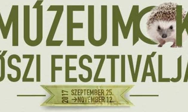 Múzeumok Őszi Fesztiválja: 11 tematika