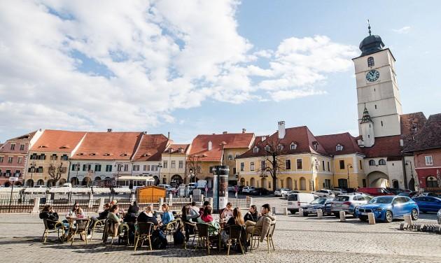 Aktív és kulturális turizmus Nagyszebenben