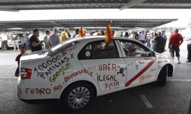 Visszatér az Uber Barcelonába