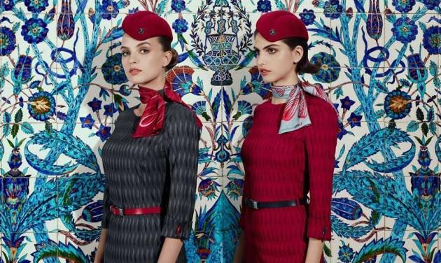 Új egyenruhát vezet be a Turkish Airlines