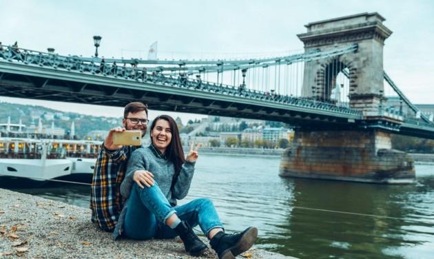 Két éve nem látott élénkülés Budapesten