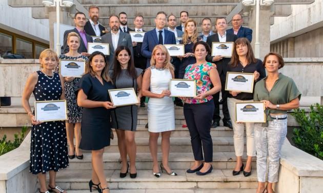 Átadták az idei Business Excellence-díjakat