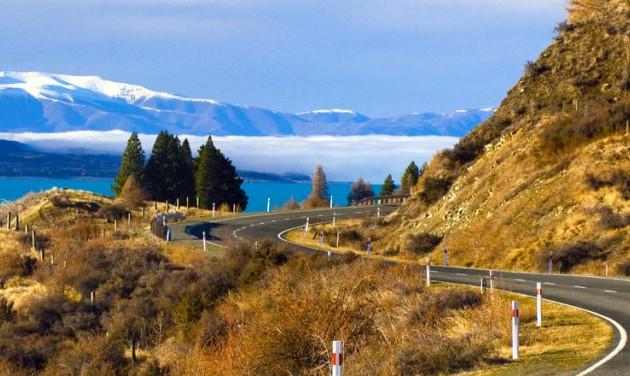 Brit migránsok Új-Zélandon