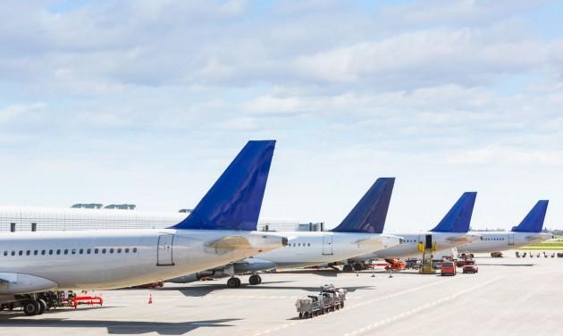 30 milliárdos kárt okozhat a koronavírus a légi közlekedésben