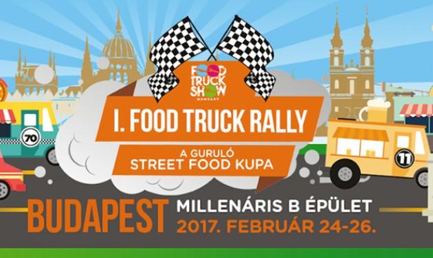 Street food verseny a Millenárison