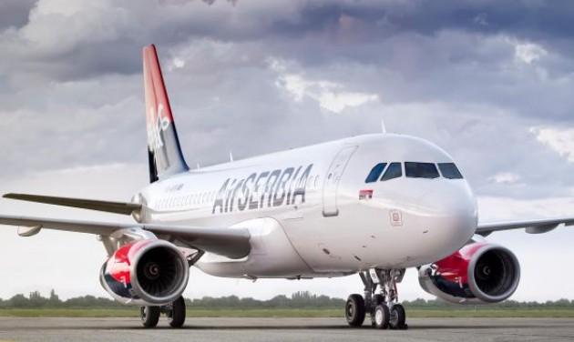 Repteret vált Isztambulban az Air Serbia