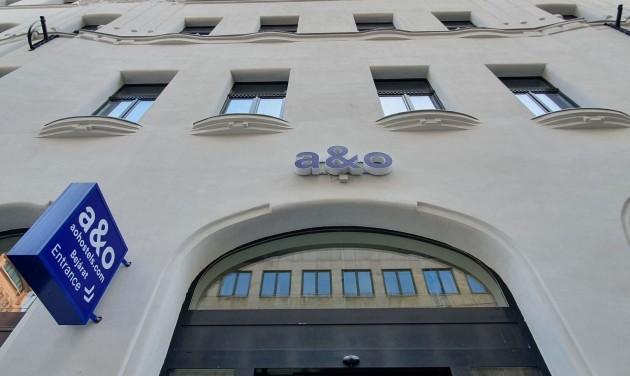 Az a&o megnyitotta kapuit Budapest szívében