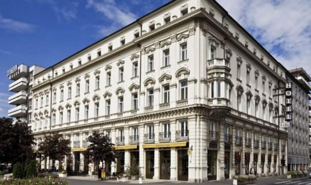 Hamarosan újra nyit a Rába Hotel étterme