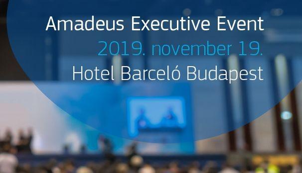 Amadeus Executive Event – technológia, trend, újdonságok