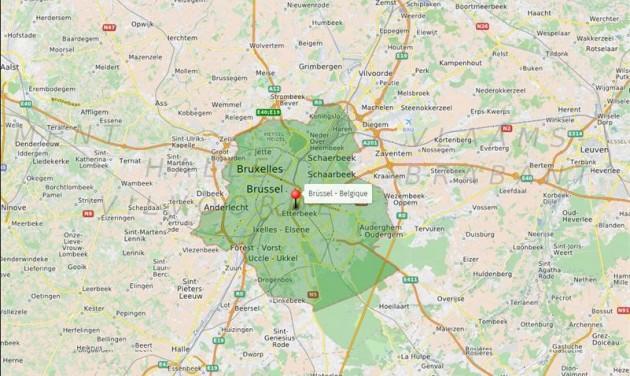Jaj az autósoknak Brüsszelben!
