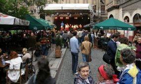 Sörfesztivállal zárul hétvégén az idei Palotanegyed Fesztivál