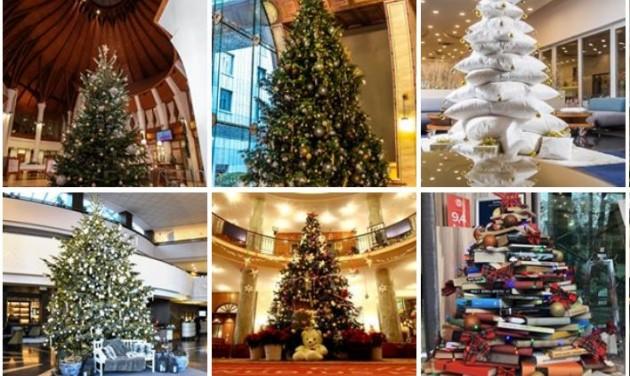 A turizmus legszebb karácsonyfája: eredményhirdetés