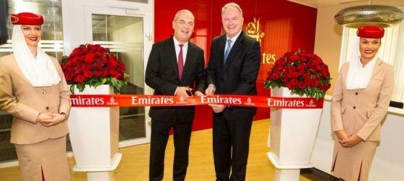 Megnyitotta budapesti ügyfélkapcsolati központját az Emirates