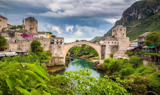 Bosznia-Hercegovina hamarosan megnyithatja a határait