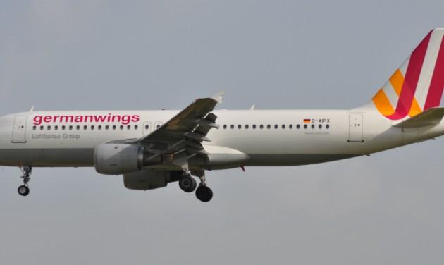Hétfőtől háromnapos sztrájk a Germanwingsnél