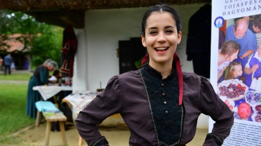 Nemzetiségek vendégségben a Szentendrei Skanzenben