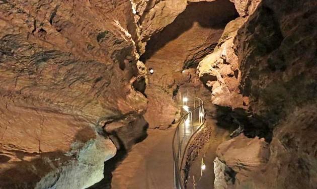 170 millió forintból végzik a mecseki barlangok felújítását