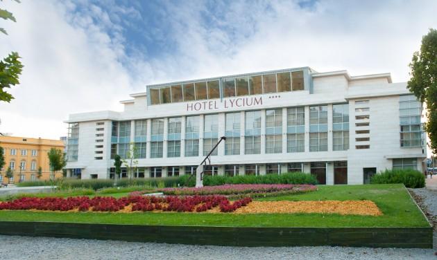 A MICE Business Day kiállítói mondták: Szerdi Zsuzsanna, a Hotel Lycium igazgatója
