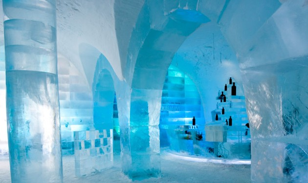 Új lakosztályok, friss jégből az Ice Hotelben