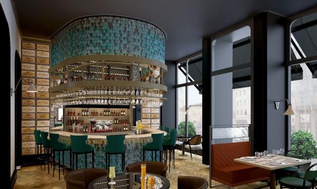 Európa első Spago étterme nyílik meg a Matild Palotában