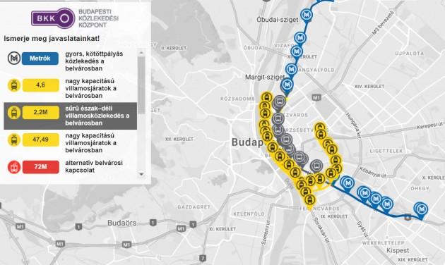 November 7-től metrófelújítás a belvárosi szakaszon