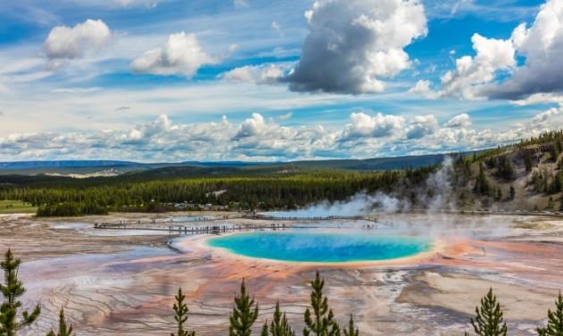 Kína saját Yellowstone parkot épít