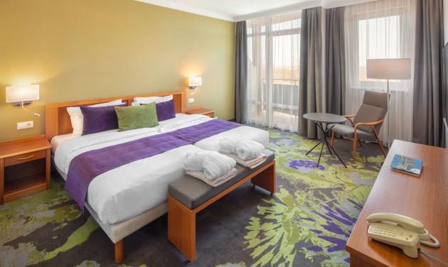 Felújítások a Hotel Karos Spa szállodában