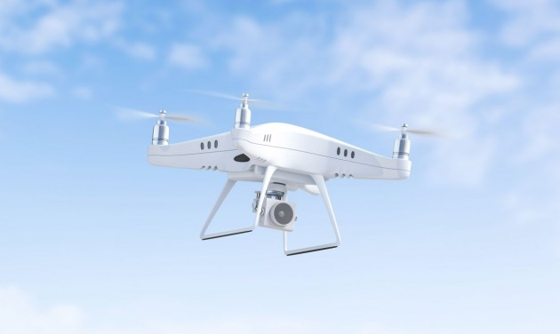 Januártól csak a HungaroControl applikációjával reptethető drón