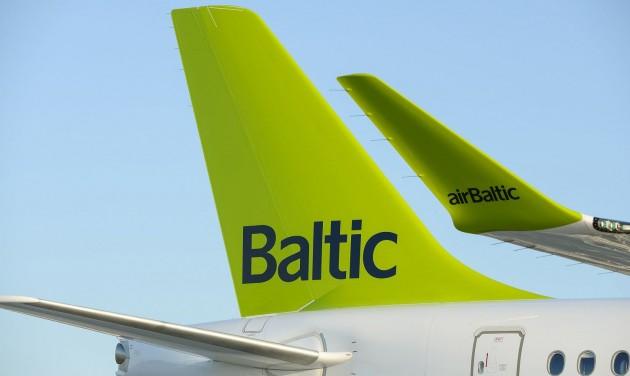 Újabb pozitív airBaltic-eredmények