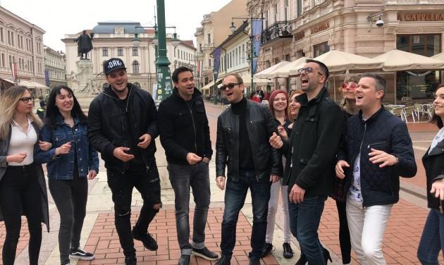 Ezzel a dallal népszerűsítik Szegedet (videó)