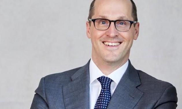 Dr. Stefan Kreuzpaintner a Lufthansa új értékesítési alelnöke
