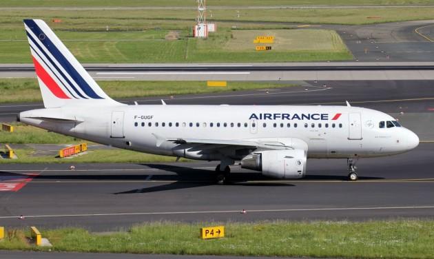 Nyáron heti 14 járatot indít Budapestre az Air France