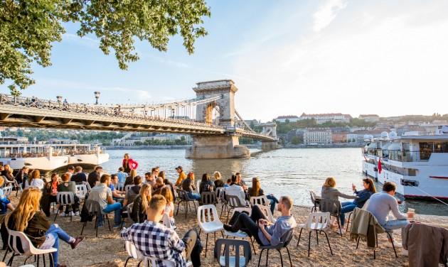 2005-öt idézi az idei budapesti vendégforgalom