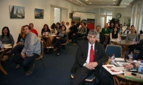 A sikeres kommunikációról szervezett előadást a MUISZ