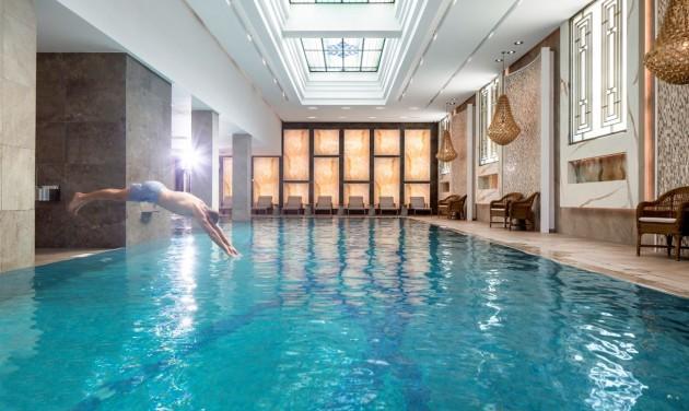 Luxus wellness- és relaxációs központ nyílt Pöstyénben