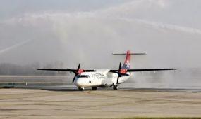 Egyéves  az Air Serbia budapesti járata