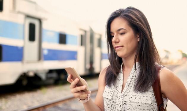 MÁV app: bérletvásárlás már iOS-szel is