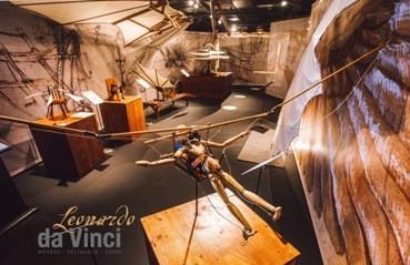 Ügyvezető igazgatót keres a Leonardo da Vinci Művész–Feltaláló–Zseni kiállítás