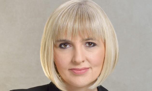 Schwindt-Kiss Andrea a Párisi Udvar Hotel Budapest új igazgatója