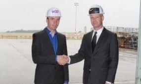 Karbantartó hangár és 10. születésnap a Wizz Airnél