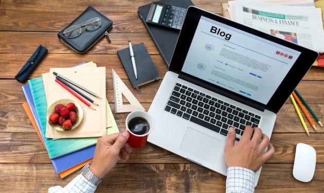 5 érv a céges blogolás mellett