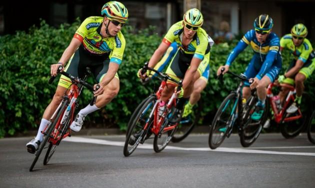 Újabb kerékpáros világverseny érkezik Magyarországra