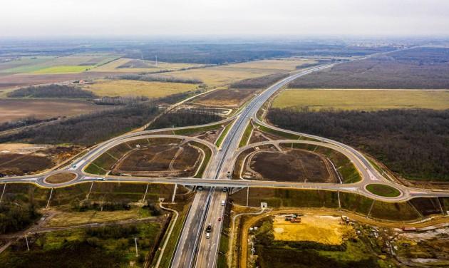 Gyorsforgalmi úton száguldhatunk Sopronig