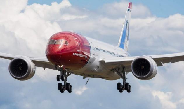 Prágából is repülne Dél-Amerikába a Norwegian