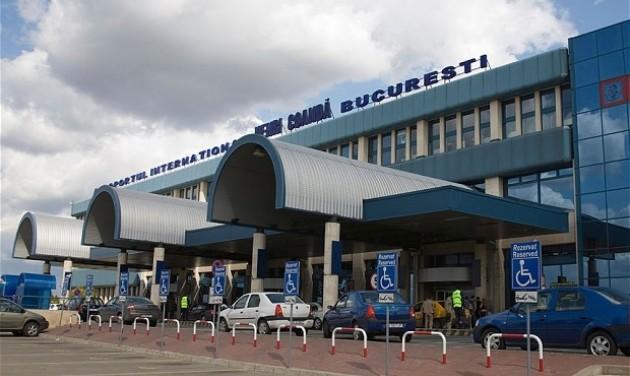 Kényszerszabadságra küldik a bukaresti repülőterek munkatársainak felét