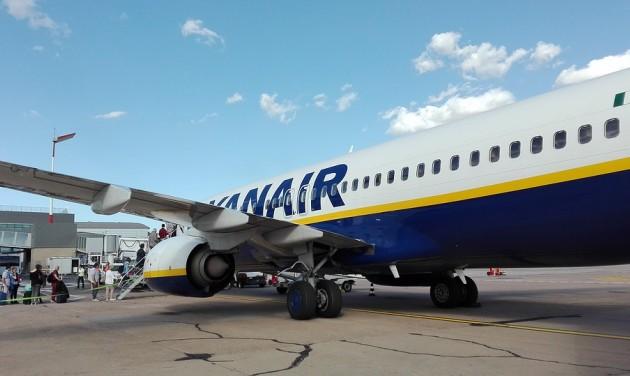 A forgalmát tudta növelni a Ryanair, a profitját nem