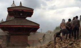 Világörökségi helyszínek is megrongálódtak a nepáli földrengésben