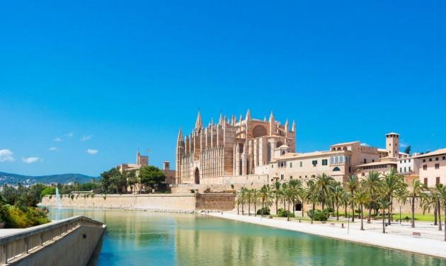 Palma de Mallorca június végéig szinte teljesen kinyit